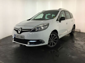2013 63 RENAULT G-SCENIC DYN TT BOSE+ DCI 7 SEAT 1 OWNER SERVICE HISTORY FINANCE
