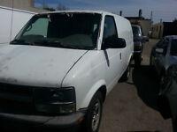 2004 GMC Safari Minivan, Van
