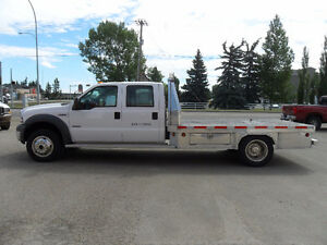 2005 Ford F-550 XLT Powerstroke Diesel *Goosneckball* 11ft deck*