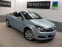 Vauxhall Astra 1.8I 16V VVT TWIN TOP SPORT