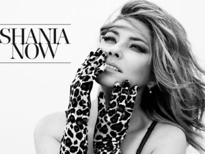 Shania Twain June 30th Concert ! Selling 2 lower bowl tickets !