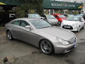 Mercedes-Benz CLS320 3.0CDi 7G-Tronic 320 DIESEL 2007 EVERY EXTRA