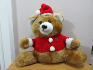 Christmas Musical Bear $8.00 plays Christmas tunes Exc. Cond.