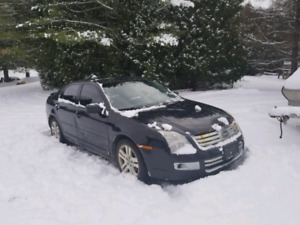 Ford Fusion '09 - parts or winter beater