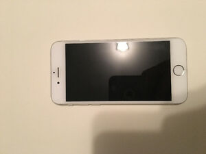 Great Condition Silver/White IPhone 6 - 16gb - $320 OBO - Bell