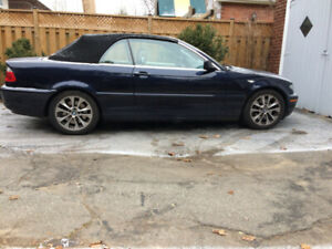 2004 BMW 330C - SOLD AS IS - NO ACCIDENTS -LOW MILEAGE - Toronto