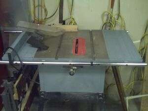 10'' Delta table saw