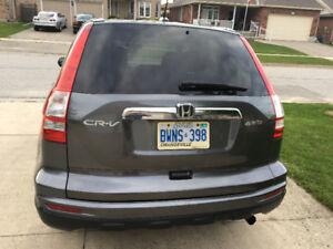 2010 Honda CR-V LX SUV, Crossover