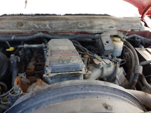2007 dodge 6.7 complete cummins engine