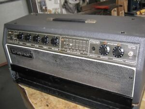 Amplificateur 140 watts RMS ( 200 watts P-to-P)