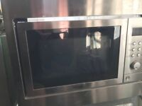 BAUMATICS Built-In Combination Microwave Oven