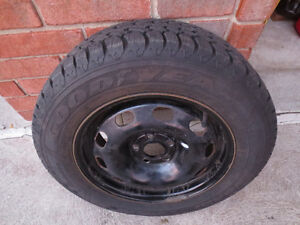 Set of (4) Snow Tires for Sale (Like New) $600 OBO!