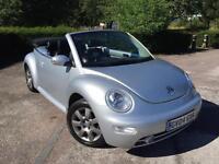2004 Volkswagen Beetle 2.0 Convertible 2dr Petrol Manual (211 g/km, 115