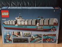 LEGO CREATOR 10241 MAERSK TRIPLE-E CONTAINER SHIP