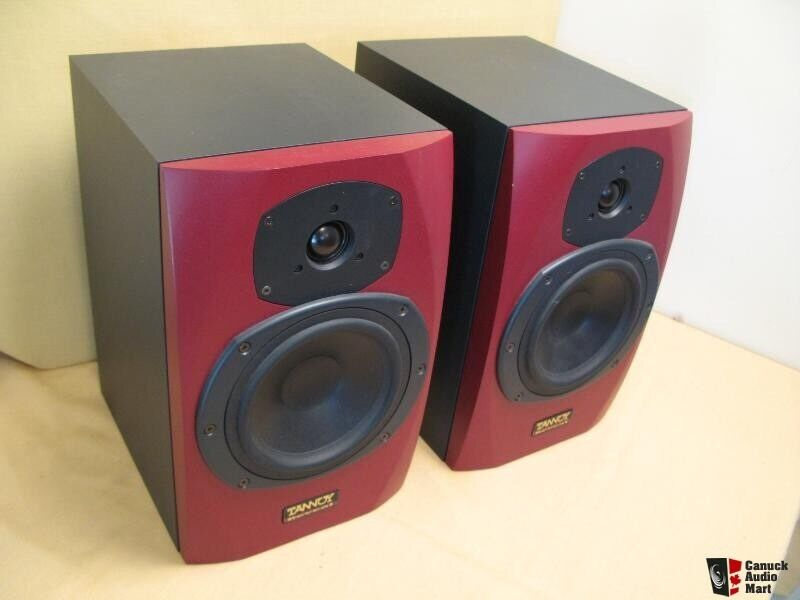 tannoy reveal passive studio monitors red ones in oakwood west yorkshire gumtree. Black Bedroom Furniture Sets. Home Design Ideas