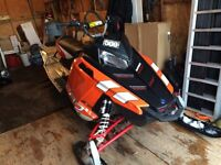Polaris switchback 144 2012
