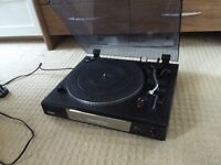 Bush turntable stereo system