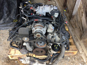 Good Running 4.6L PI Engine/Trans - Ford Mustang/Crown Victoria