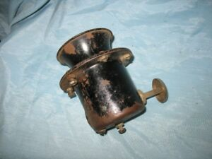 Antique Motorcycle Horn