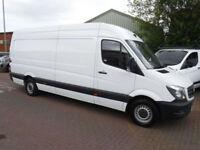 Mercedes-Benz Sprinter 2.1TD 313CDI LWB BUY FOR £60 A WEEK *FINANCE* NEW SHAPE