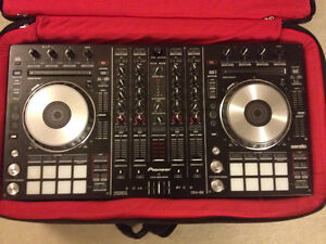 Pioneer DDJ-SX with Official Carry Bag
