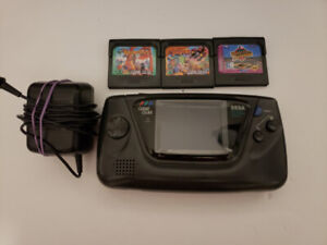 Sega Gamegear Bundle