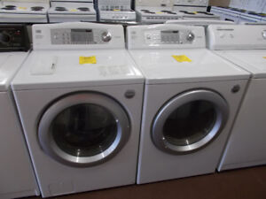Top of the line LG front load washer and dryer. $999.