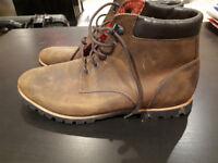 Men's Woolrich Brown (Nubuck) Waterproof Boots Size 8.5