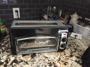 2 Toaster Ovens