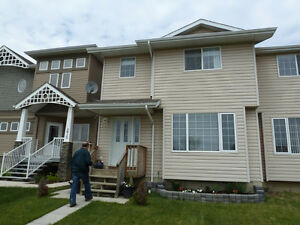 Semi-detached home for sale.Across from quiet park in Sutherland