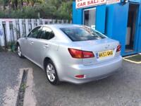 Lexus IS 220d ***3 MONTHS WARRANTY ***FINANCE AVAILABLE ***FRESH SERVICE