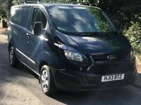 2013 FORD TRANSIT CUSTOM 2.2 TDCI ECONETIC 270 L1H2 VAN 66,000 MILES ONLY