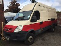 Iveco daily 65c18 3.0 hpi twin wheel Lwb 2009