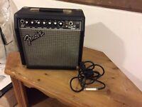Fender Bullet Amp