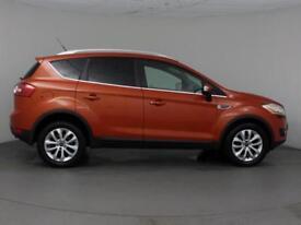 2013 FORD KUGA 2.0 TDCi 140 Titanium 5dr 2WD SUV 5 Seats