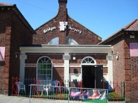 Bridges Nursery offer 15 hrs FREE childcare to eligible 2 year old Children