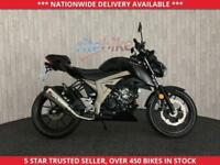 SUZUKI GSX-S125 GSXS ABS MODEL 125 AL8 LEARNER LEGAL LOW MLS 2018 67