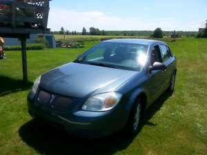 Reduced 2005 Pontiac Pursuit automatic transmission