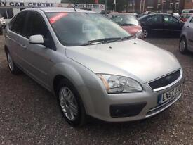 2007 FORD FOCUS 2.0 Ghia TOP OF THE RANGE AUTOMATIC