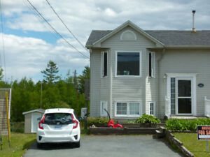 Semi in desirable area of Timberlea/Halifax