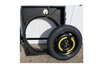 AUDI Q3 Brand New Temporary Spare Wheel & Tyre (50 MPH) Unused