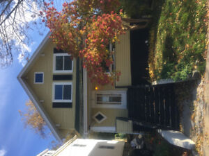 3-Bdrm + Den, House for rent in desirable Downtown Dartmouth