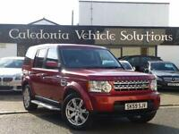 2009 59 LAND ROVER DISCOVERY 3.0 4 TDV6 GS 5D 245 BHP DIESEL