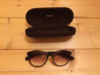 Tom Ford Sonnenbrille Damen, braun, top modisch und angesagt, fast wie neu!
