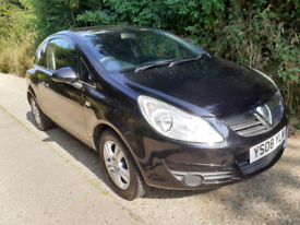 Vauxhall Corsa 1.0i 12V Breeze.