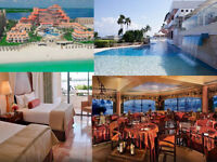 7-days (Sat-Sat) Resort in Cancun-Mexico