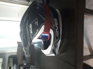 Casque motocross evs t5 medium 35 80$$
