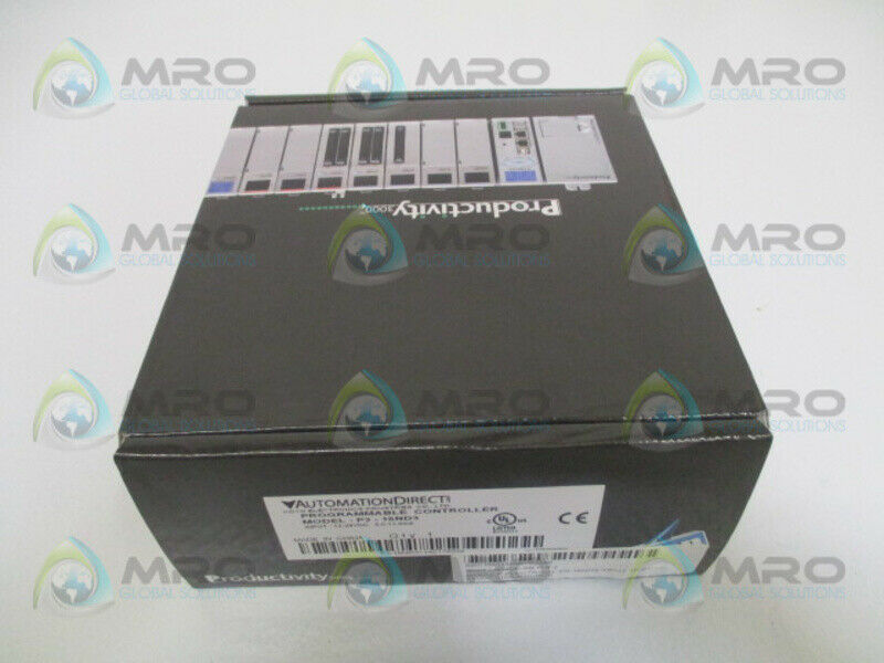 AUTOMATION DIRECT P3-16ND3 PROGRAMMABLE CONTROLLER * FACTORY SEALED *