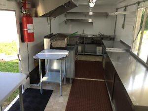 Food Trailer/ Concession Trailer/ Chip Stand/ Chip Truck