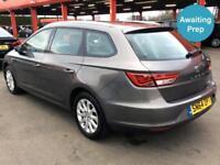 2014 SEAT LEON 1.6 TDI SE 5dr [Technology Pack] Estate
